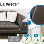 Pièce adhésive de réparation de cuir et vinyle (Beige) de la marque Pelle Patch image 2 produit