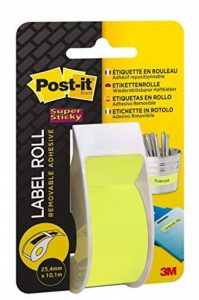 Post-It 2650-GEU Etiquette repositionnable Vert de la marque Post-It image 0 produit