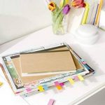 Post-it Marque-Pages en Papier - 12,7 x 44,4 mm - Lot de 10 - Couleurs Assorties de la marque Post-It image 4 produit