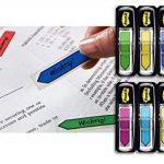 Post-it Marque-pages Flèches - Couleurs Classiques 5 x 20 Feuilles de la marque Post-It image 3 produit