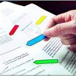 Post-it Marque-pages Fleches 4 x 24 Feuilles - Rouge, Vert, Bleu, Jaune de la marque 3M image 2 produit