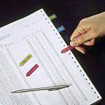 Post-it Marque-pages Fleches - Coloris Assortis - Lot de 4 x 24 Feuilles de la marque 3M image 2 produit