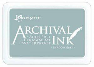 Ranger Tampon encreur d'archivage Shadow Gris de la marque Ranger image 0 produit
