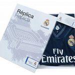 Real Madrid 2018-19 réplique Officielle Junior Uniforme deuxième [AB9181] de la marque Real Madrid C.F. image 3 produit