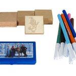 Reine des Neiges - 0613014 - Tampon À Imprimer - 12 Pièces de la marque Disney image 1 produit