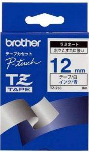 Ruban 12mm de la marque Brother image 0 produit