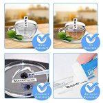 Ruban cassette laminé TZe-231 TZ231, Cassette à cartouche tape, Ruban pour étiqueteuse, Noir sur Blanc, 12 mm x 8m, Compatible Brother P-Touch 1000W 1010 1090 1830VP 2030VP 2100VP 2430PC 2470 2730VP 7100 VP7600VP H100R H300 D200VP (3 Pack) de la marque Ma image 3 produit