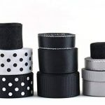 ruban noir et blanc TOP 7 image 1 produit