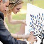 Shi18sport DIY Empreinte Empreinte Digitale Peinture personnalisée, Peinture décorative pour Nouveau-né, Mariage Anniversaire créatif Empreintes digitales 60x80cm de la marque Shi18sport image 3 produit