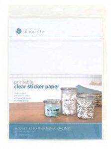 Silhouette MEDIA-CLR-ADH 8feuilles papier créatif - Papiers créatifs (8 feuilles) de la marque Silhouette image 0 produit