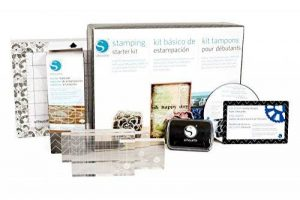 Silhouette stamping kit de démarrage pour la création de tampons personnalisés de la marque Silhouettes image 0 produit