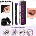 So-buts facile au maquillage Vamp Tampon œil de chat Wing Eyeliner Stamp Tool Kit de maquillage 1Seconde, Taille M de la marque SO-buts image 4 produit