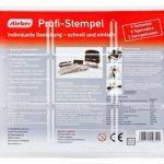 Stieber Tampon encreur professionnel à faire soi-même 58 mm x 22 mm de la marque Stieber image 2 produit