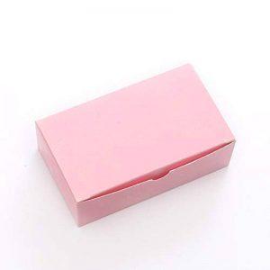Syndecho vierge Kraft Cartes de visite vocabulaire Flash Carte faite à la main étiquettes cadeau étiquettes de prix 9.4x 4.5cm rose de la marque Syndecho image 0 produit