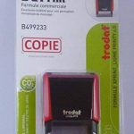 tampon commercial TOP 10 image 1 produit