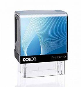 Tampon encreur COLOP Printer 10 – 6 couleurs disponibles – GRAVURE OFFERTE de la marque Colop image 0 produit
