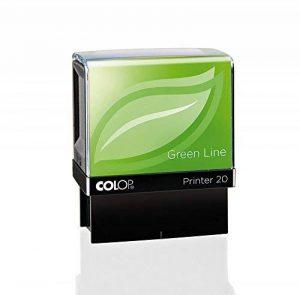 Tampon encreur COLOP Printer 20 – 6 couleurs disponibles – GRAVURE OFFERTE de la marque Colop image 0 produit
