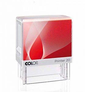 Tampon encreur - FACTURE - COLOP printer 20 - personnalisation OFFERTE Gravure offerte de la marque Colop image 0 produit