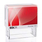 Tampon encreur personnalisable COLOP Printer 50 – 6 couleurs disponibles – GRAVURE OFFERTE de la marque Colop image 1 produit