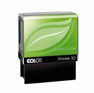 Tampon encreur personnalisable green Line COLOP printer 30 – GRAVURE OFFERTE de la marque Colop image 0 produit