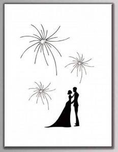 tampon encreur personnalisé mariage TOP 13 image 0 produit