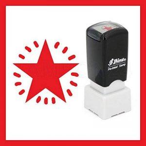 Tampon fidélité ETOILE - cachet encreur pour cartes de fidélité. de la marque Tampon24 image 0 produit