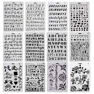 tampon lettre alphabet TOP 10 image 0 produit
