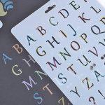 tampon lettre alphabet TOP 10 image 2 produit