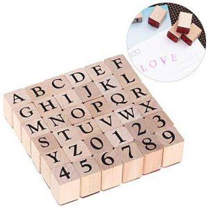 tampon lettre alphabet TOP 11 image 0 produit