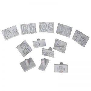 tampon lettre alphabet TOP 7 image 0 produit