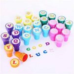 tampon lettre alphabet TOP 8 image 3 produit
