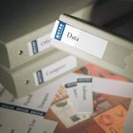 Tarifold 65234 Sachet de 6 Porte-etiquettes 46 x 75 mm de la marque Tarifold image 2 produit