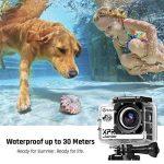 TecTecTec Caméra Sport étanche XPRO Junior - Camera de Sport Full HD de la marque TecTecTec! image 3 produit