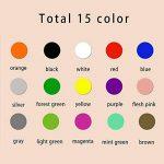 étiquette adhésive couleur TOP 11 image 1 produit