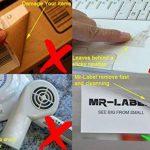 étiquette amovible TOP 12 image 3 produit