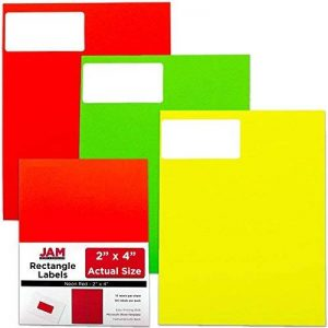 étiquette autocollante adresse postale TOP 2 image 0 produit