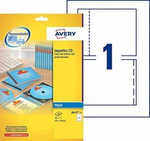 étiquette cd logiciel gratuit TOP 1 image 0 produit