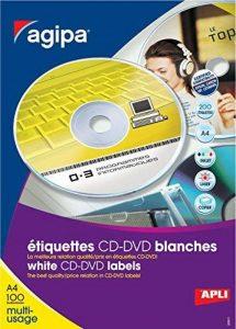 étiquette cd logiciel gratuit TOP 12 image 0 produit