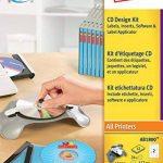 étiquette cd logiciel gratuit TOP 7 image 2 produit