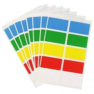 étiquette couleur autocollante TOP 2 image 0 produit
