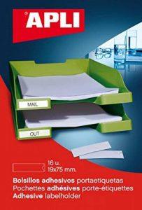 étiquette courrier TOP 3 image 0 produit