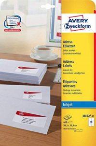 étiquette enveloppe imprimer TOP 1 image 0 produit
