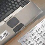 étiquette métallique autocollante TOP 2 image 1 produit