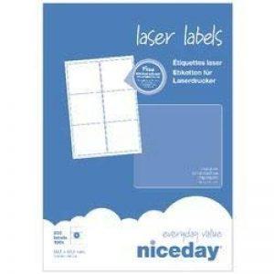 étiquette niceday TOP 11 image 0 produit