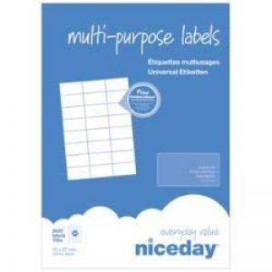 étiquette niceday TOP 5 image 0 produit