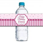 étiquette personnalisée bouteille TOP 3 image 1 produit