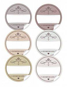 étiquette pour pâtisserie TOP 5 image 0 produit