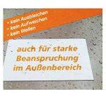 Étiquettes 105 x 148,5 mm résistant aux intempéries blanc mat sur a 4 comprenant 2 x 2 page folienetiketten/40 105 x 148,5 de la marque Printation image 4 produit