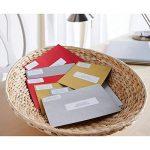 Étiquettes d'Adresse Autocollantes Dymo LabelWriter Grand Format, 36mm x 89mm, Rouleau de 260, Lot de2 (30321) de la marque DYMO image 3 produit