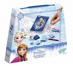 TOTUM - BJ680029 - Kit Créatif Tampons - La Reine des Neiges Disney de la marque TOTUM image 0 produit